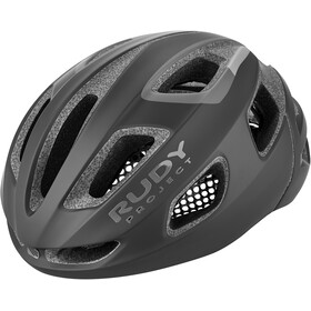 Rudy Project Strym Fietshelm, black stealth matte